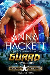house of rone guard by anna hackett