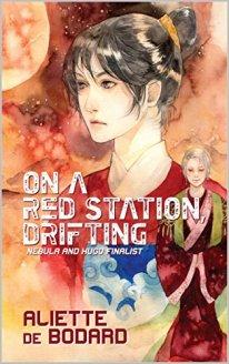 on a red station drifting by aliette de bodard