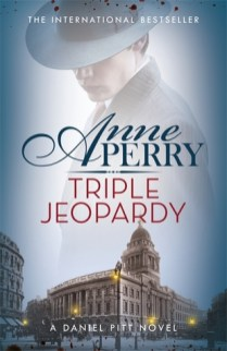 triple jeopardy by anne perry uk cover