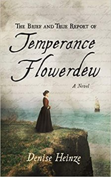brief and true report of temperance flowerdew by denise heinze