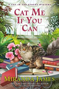 cat me if you can by miranda james