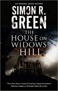 house on widows hill by simon r green