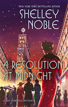resolution at midnight by shelley noble
