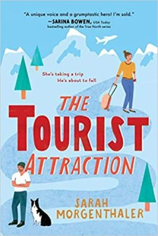 tourist attraction by sarah morgenthaler