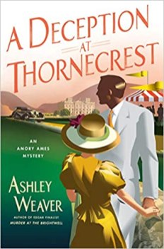 deception at thornecrest by ashley weaver
