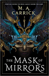 mask of mirrors by ma carrick