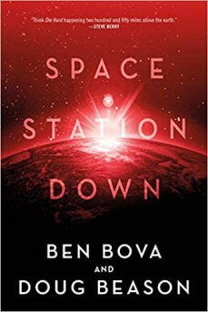 space station down by ben bova and doug beason