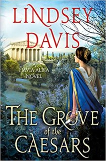 grove of the caesars by lindsey davis