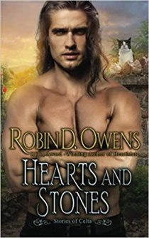 hearts and stones by robin d owens