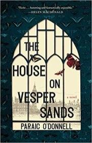 house on vesper sands by paraic odonnell