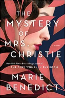 mystery of mrs christie by marie benedict