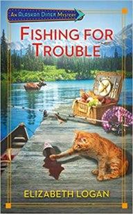 fishing for trouble by elizabeth logan