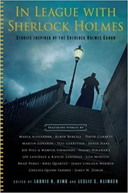 in league with sherlock holmes by leslie s klinger and laurie r king
