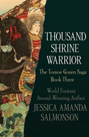 thousand shrine warrior by jessica amanda salmonson