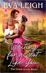 waiting for a scot like you by eva leigh