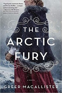 arctic fury by greer macallister