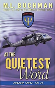 at the quietest word by ml buchman