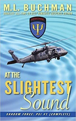 at the slightest sound by ml buchman