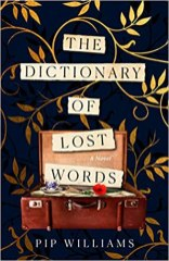 dictionary of lost words by pip williams