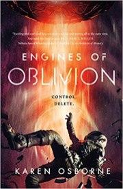 engines of oblivion by karen osborne