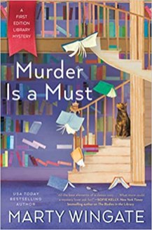 murder is a must by marty wingate
