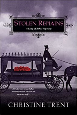 stolen remains by christine trent