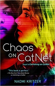 chaos on catnet by naomi kritzer