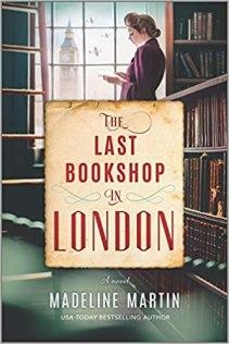 last bookshop in london by madeline martin