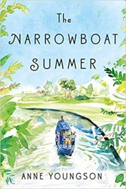 narrowboat summer by anne youngson