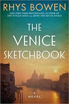 venice sketchbook by rhys bowen