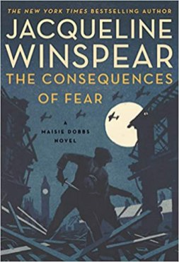 consequences of fear by jacqueline winspear