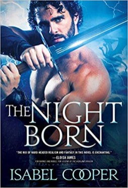 nightborn by isabel cooper