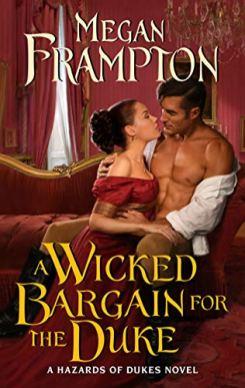 wicked bargain for the duke by megan frampton