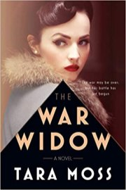 war widow by tara moss