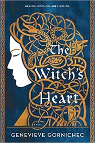 witchs heart by genevieve gornichec