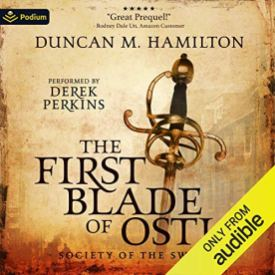 first blade of ostia by duncan m hamilton audio