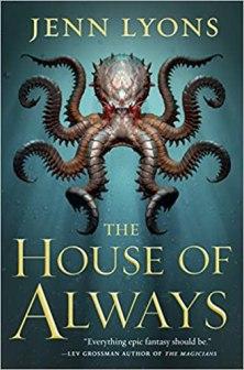 house of always by jenn lyons