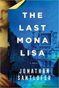last mona lisa by jonathan santlofer