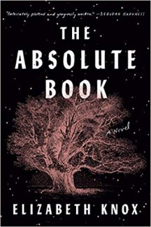 absolute book by elizabeth knox