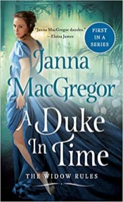duke in time by janna macgregor