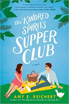 kindred spirits supper club by amy e reichert