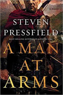 man at arms by steven pressfield