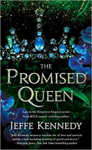promised queen by jeffe kennedy