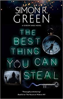 best thing you can steal by simonr r green