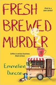 fresh brewed murder by emmeline duncan