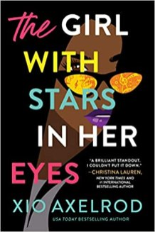 girl with stars in her eyes by xio axelrod