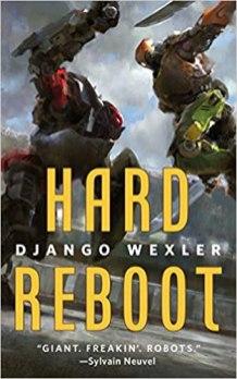 hard reboot by django wexler