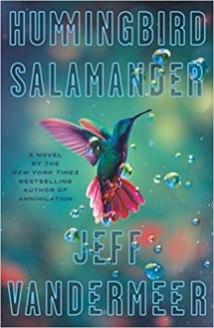 hummingbird salamander by jeff vandermeer