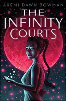 infinity courts by akemi dawn bowman
