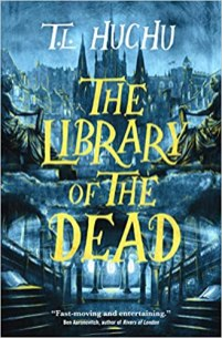 library of the dead by tl huchu